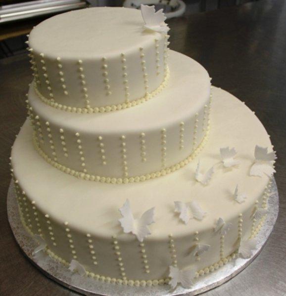 Hochzeitstorten nach Ihren Wünschen - aus der hauseigenen Konditorei